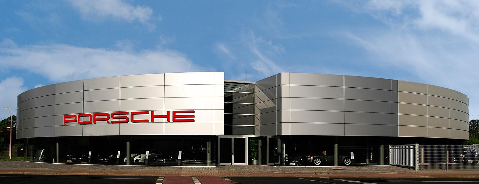 Porsche Centre Dresden